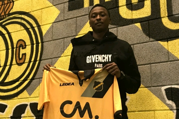 Sadiq Umar Completes Loan Move To NAC Breda From Roma