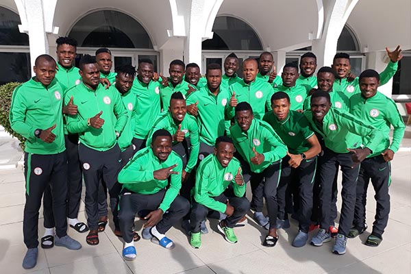 Yusuf, Ezenwa: Home Eagles Ready For CHAN, Cold Weather Can't Stop Us