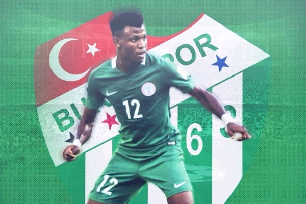 Abdullahi: I'm Glad To Become Bursaspor Player