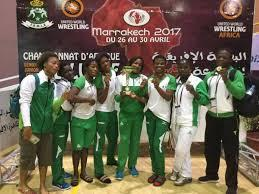 Nigeria Name Record 90-Man Team For African Wresting Championships