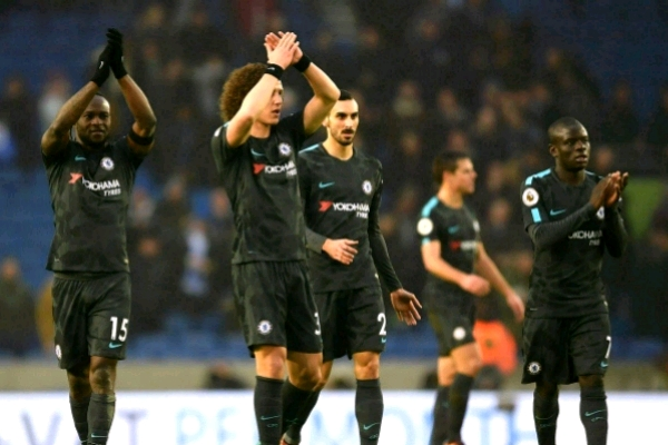 Moses 'Buzzing' After Scoring In Chelsea's Win Vs Brighton