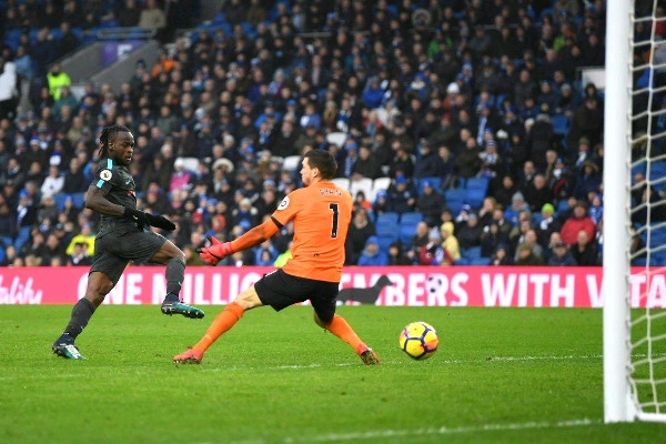 Moses: I'm Pleased To Score Vs Brighton, It was Long Overdue