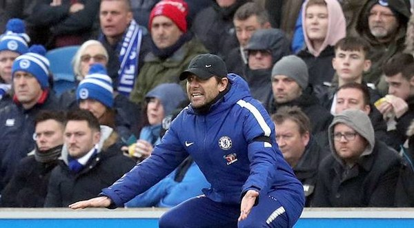 Conte: Chelsea Never Had Problems Despite Media Claims