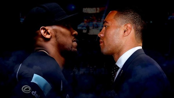 Parker: Joshua Is Rattled By My Build-Up To World Title Fight