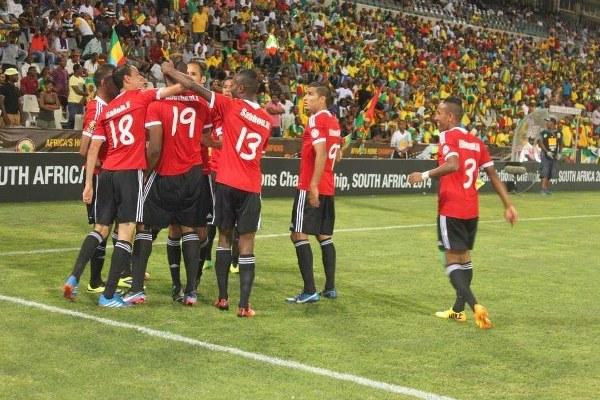 2018 CHAN: Nigeria Rivals Libya Thrash Equatorial Guinea In Group Opener