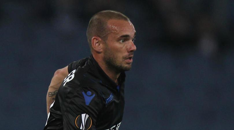 Champions League Winner Sneijder Confirms Qatar Move After Nice Misadventure