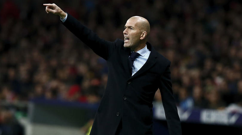 Zidane Holds Real Madrid Crucial Team Talk, Hits Back At Critics