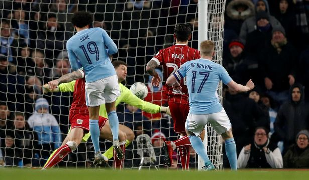 Carabao Cup: Guardiola Praises 'Fantastic' Bristol City, Foresees Tougher Second Leg