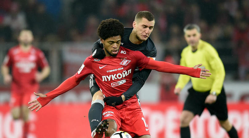 Russian club Spartak Moscow criticised for