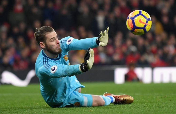 Mourinho: Manchester United Working To Give De Gea A New Contract