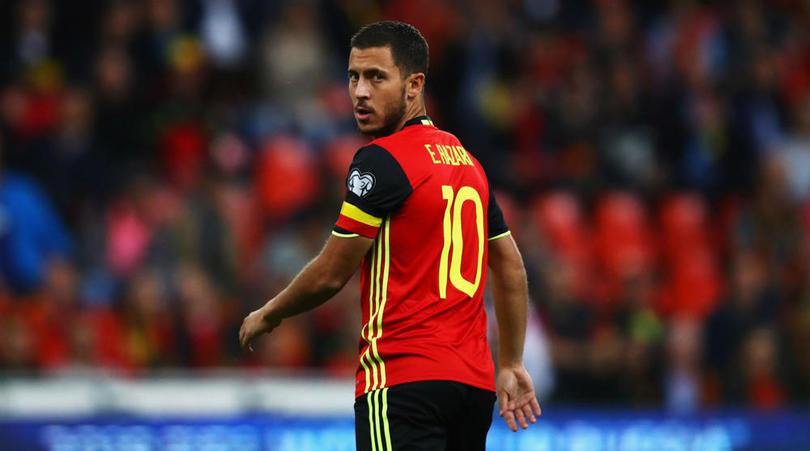 Hazard Beats De Bruyne, Lukaku To Belgium's Footballer Of The Year Award