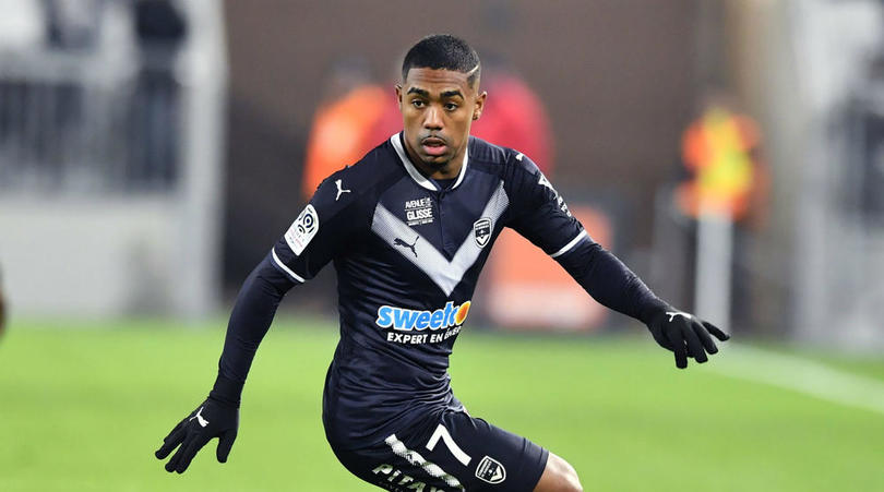 Arsenal target Malcom faces disciplinary at Bordeaux