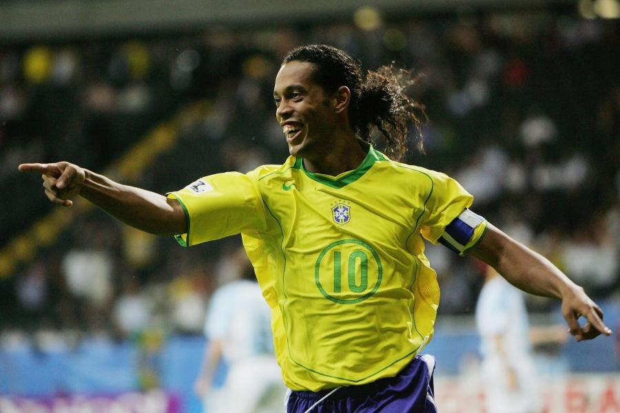 Brazil Legend Ronaldinho Quits Football