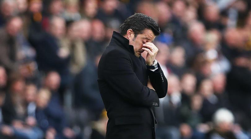 Watford Sack Isaac Success' Manager Marco Silva After Poor Run Of Games