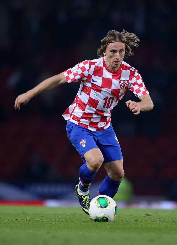Spotlight On Nigeria's 2018 World Cup Group D Foes: Luka Modric (Croatia)