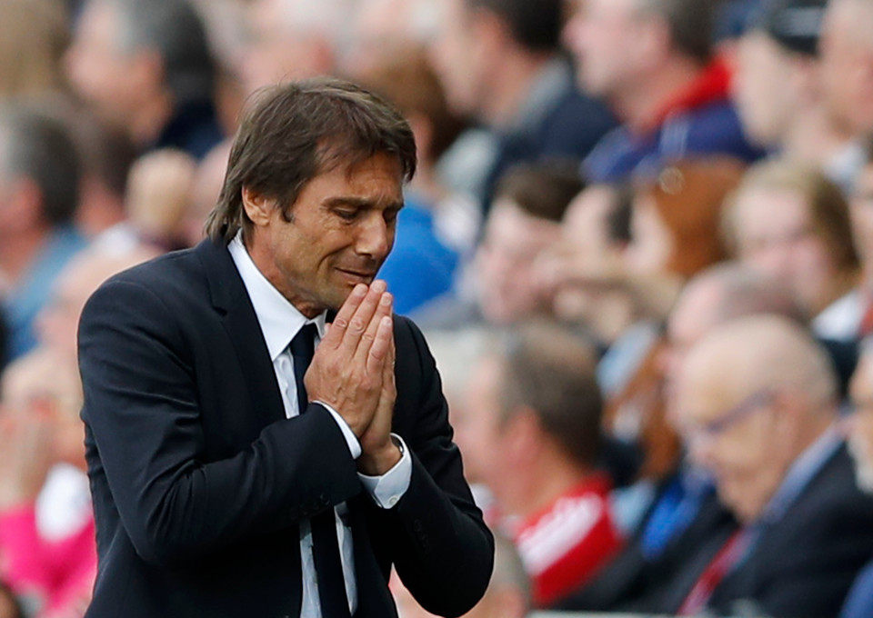 "Conte: Chelsea Running ""Austerity Programme"" So I Don't Get The Players I Want"