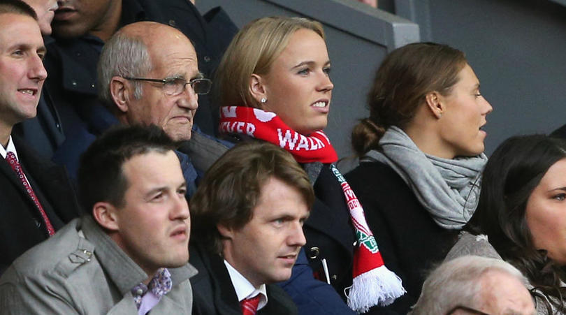 Liverpool Fan Wozniacki Assures Reds' Premier League Wait Will Soon Be Over