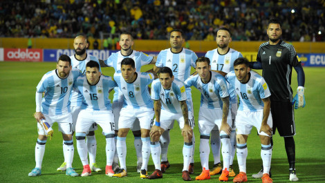 Argentina Add Home-Based Players To Squad For Italy, Spain Friendlies