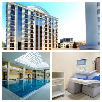 PHOTOS: 11 Images Of Super Eagles' Magnificent World Cup Hotel