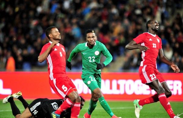 Ideye Hails Home Eagles For Reaching CHAN 2018 Final, Thumbs Up Ajiboye's Showing Vs Sudan