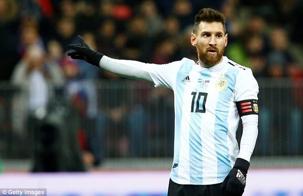 Argentina FA President Wants Messi's Barca Playing Time Reduced Ahead Of World Cup