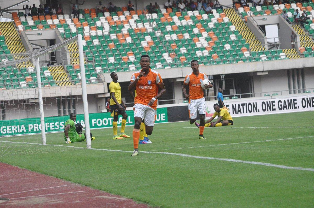 NPFL:  Akwa Maul Wikki,  Stay Atop; Plateau Thrash Sunshine As Heartland Bag First Win