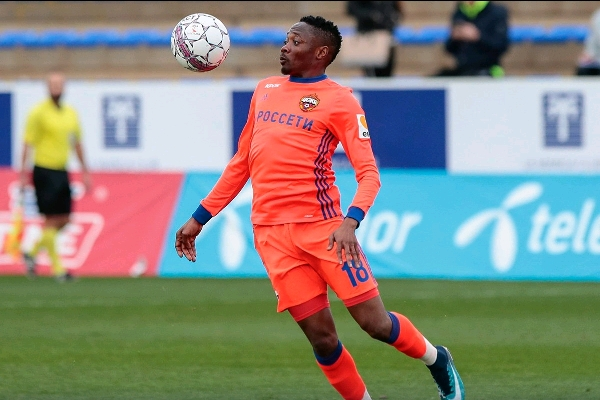 Musa Marks CSKA Moscow Return With Goal In Friendly