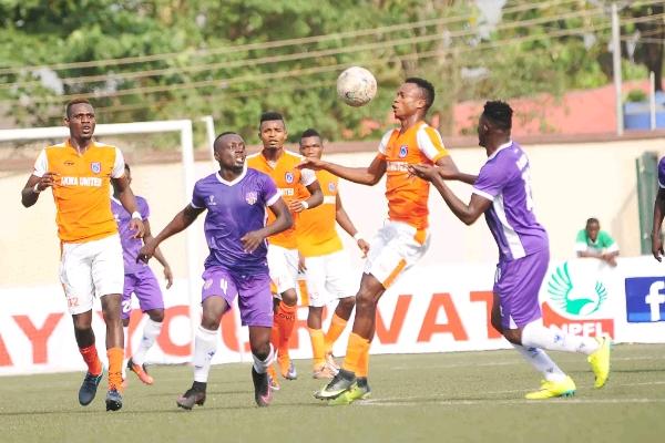 CAFCC: Akwa United Stun Banjul Hawks In Gambia, Advance