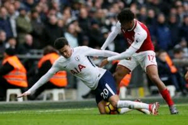 ROUND-UP: Iwobi, Ndidi, Iheanacho Lose In EPL; Balogun, Aluko, Aina Start; Ujah Benched