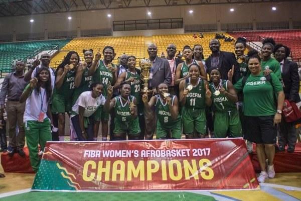 D'Tigress Coach, Captain Target FIBA Women's World Cup Medal