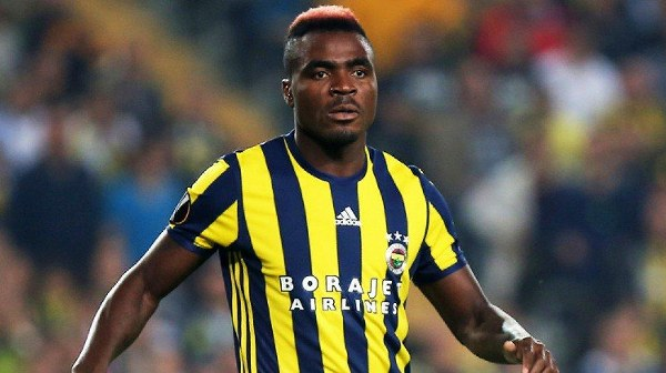 Emenike Joins Etebo At Las Palmas On Six-Month Loa‎n From Olympiacos