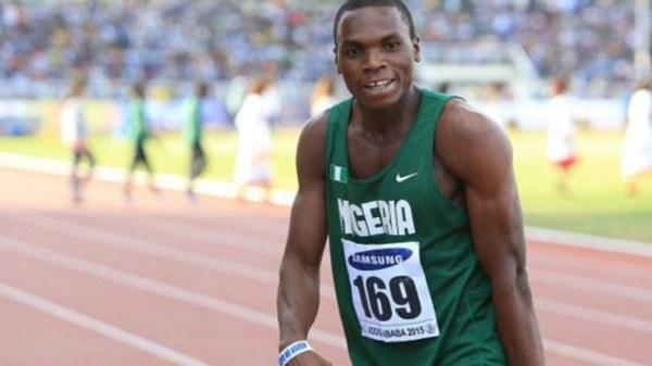 New NCAA 200m Champion Oduduru: It's Dream Come True