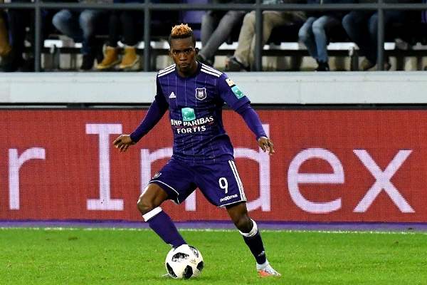 Onyekuru Voted 2017 Most Promising Player In Belgium