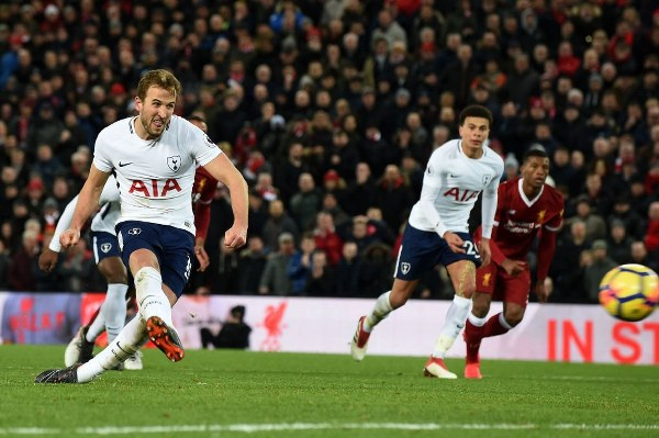 Kane Reaches Goals Milestone, Salah Bags Brace As Liverpool, Spurs Share Spoils