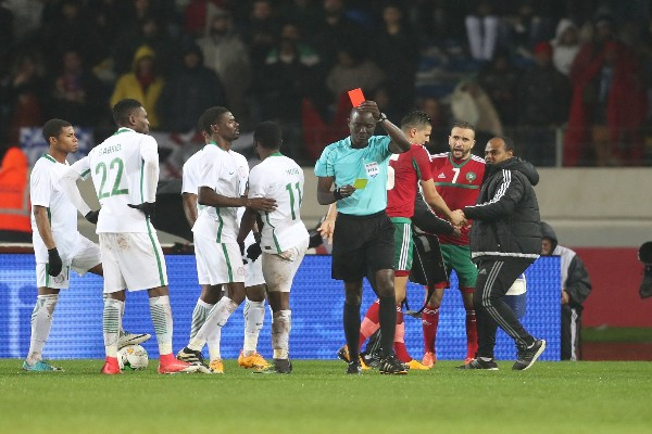 Shorunmu: Home Eagles Didn't Fail In Morocco