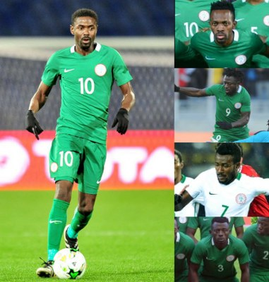 5‎ NPFL Hotshots Who Misfired For Home-Based Super Eagles At CHAN 2018