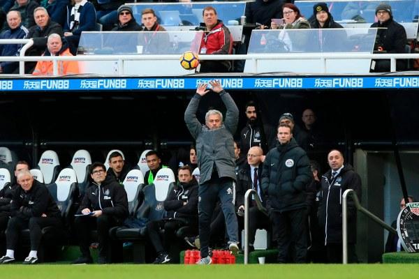 Mourinho: Gods Of Soccer On Newcastle's Side Against Man United