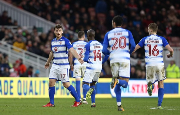 Aluko Backs Struggling Reading To Turn Season Around