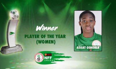 Moses, Oshoala Win Big At Aiteo/NFF Awards; Okocha, Kanu, Odegbami In Legends XI