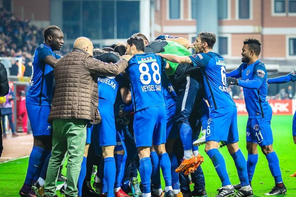 "Omeruo Delighted With Kasimpasa's ""Great Victory"" Over Galatasaray"
