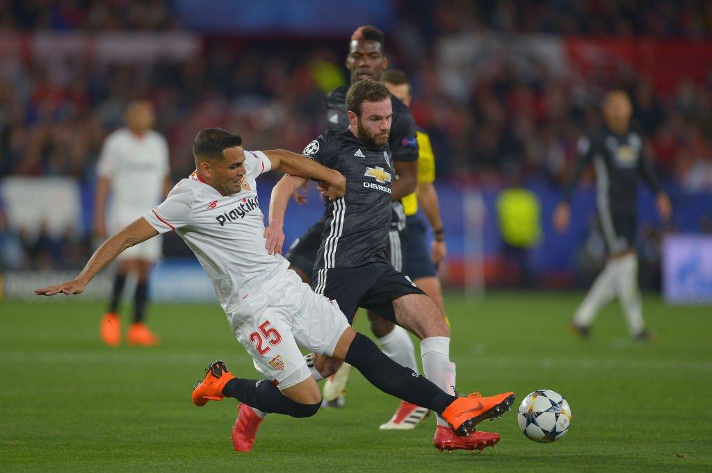 UCL: Man United Hold Sevilla, Shakhtar Outscore Roma