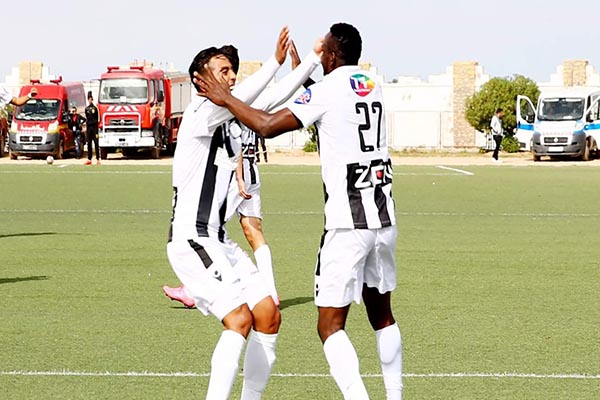 Eduwo Targets More Goals For CS Sfaxien After Brace Heroics
