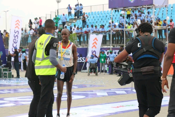Kenyans, Ethiopians Sweep Top Places In Lagos City Marathon
