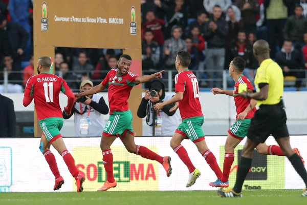 CHAMPIONS! Morocco Thrash 10-Man Home Eagles, Win First-Ever CHAN Title