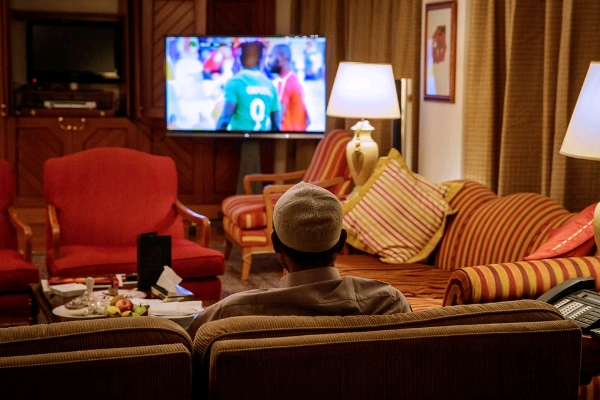 Buhari Congratulates Home Eagles On CHAN 2018 Semi-Final Win against Sudan