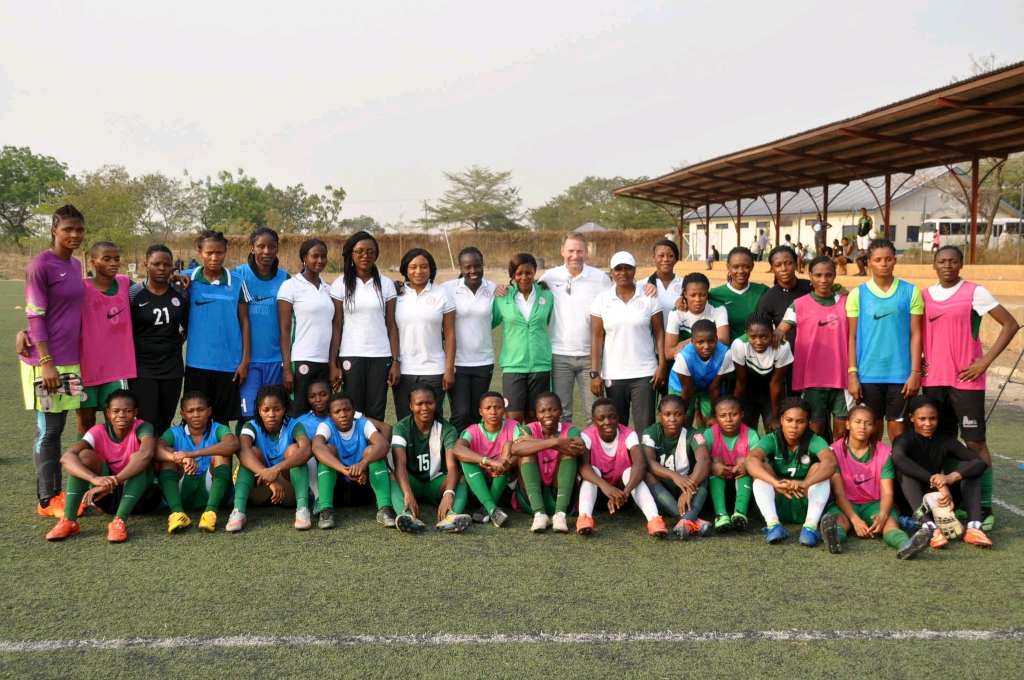 Super Falcons To Face Mali As Benin Withdraw From WAFU Women's Cup
