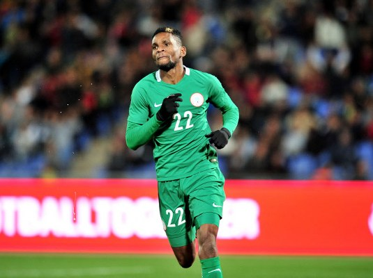 Gabriel: Okpotu And Myself  Will Make Life Difficult For  Moroccan Defence In CHAN 2018  Final