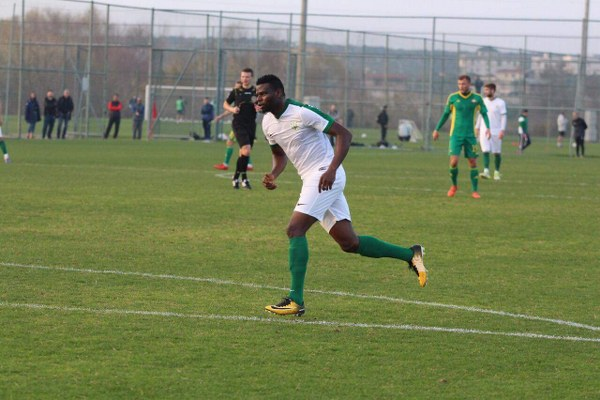 "Adeniji Happy To Score On FC Atyrau Debut, Relishes New Kazakhstan ""Challenge"""