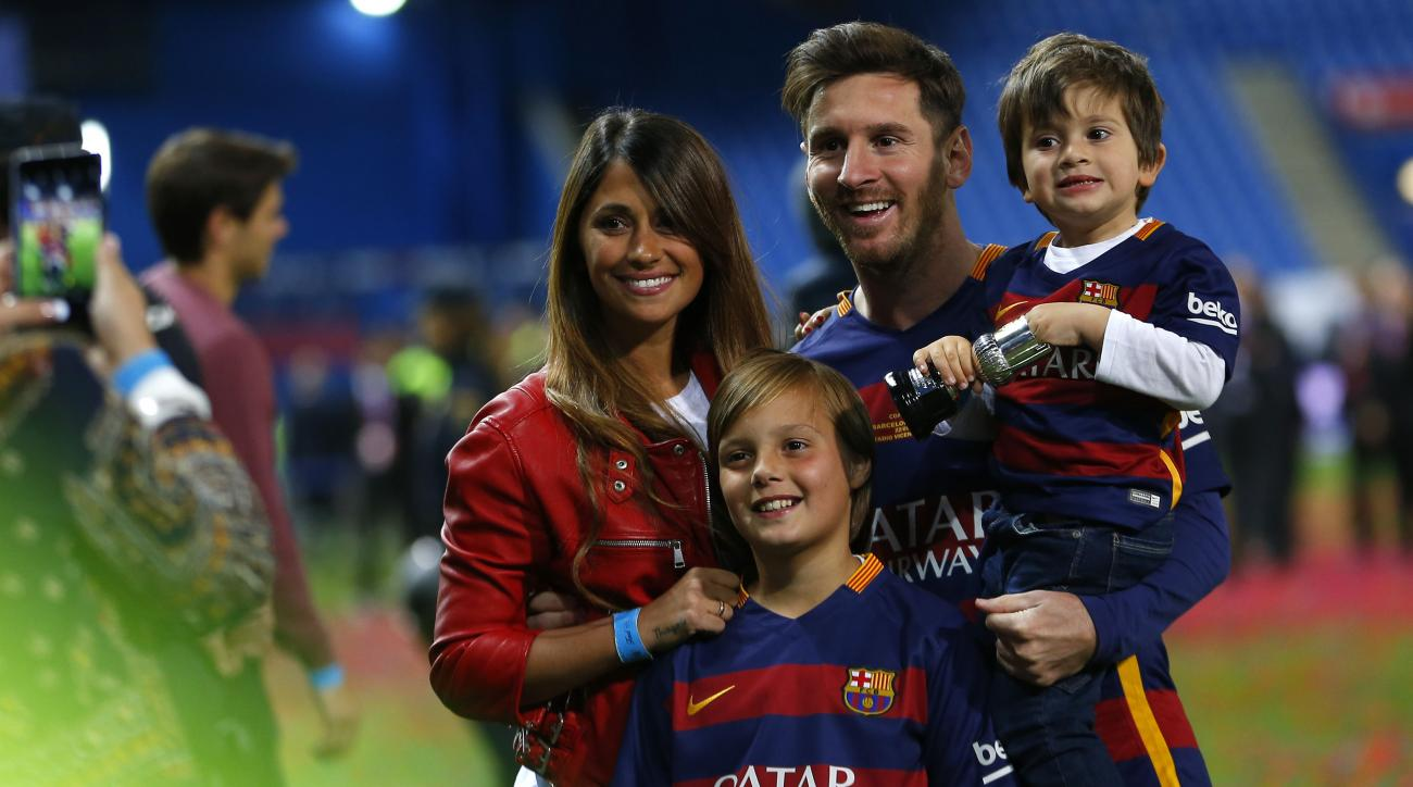 Can suggest Lionel messi son sorry
