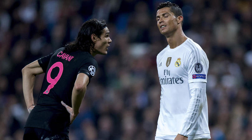 Ronaldo nets 3, Madrid routs Sociedad before PSG clash